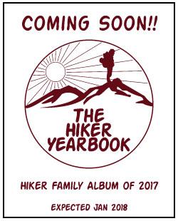 2017 Hiker Yearbook