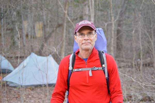 Appalachian Trail Hiker 5K Man