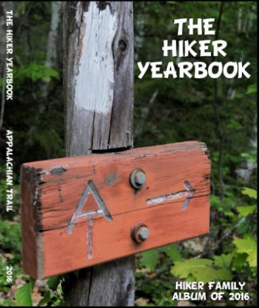 2016 Hiker Yearbook