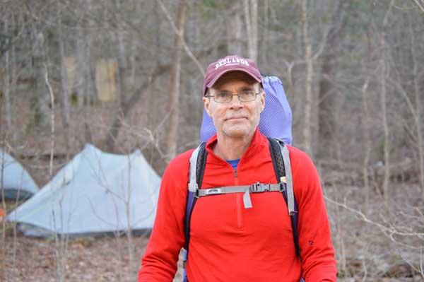 Appalachian Trail Hiker 5K Man