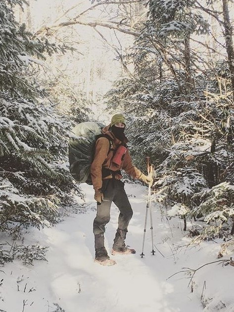 Submit your photo to be in the Hiker Yearbook