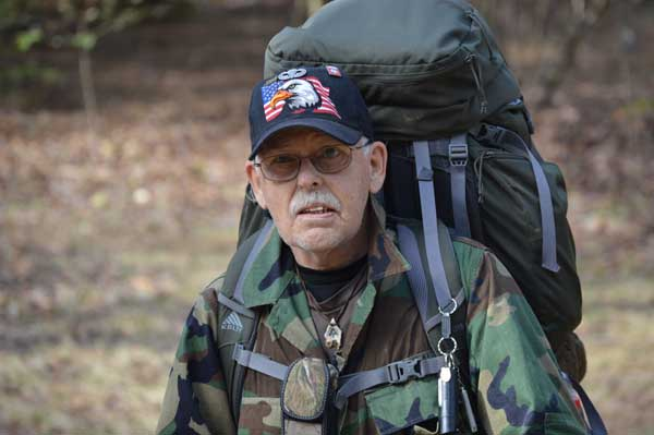 Appalachian Trail Hiker Snail Pop