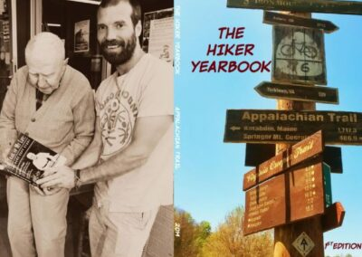2014 AT Hiker Yearbook