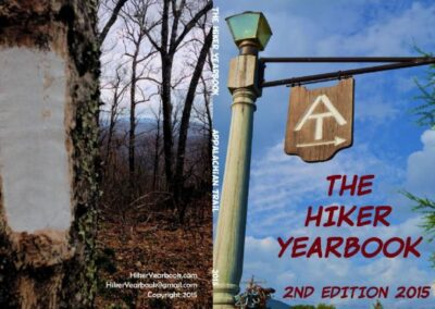 2015 AT Hiker Yearbook
