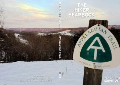 2018 AT Hiker Yearbook