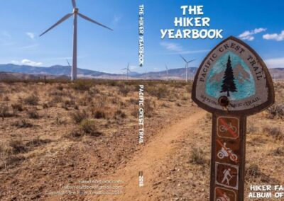 2018 PCT Hiker Yearbook