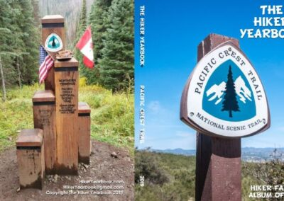 2019 PCT Hiker Yearbook